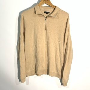 John W Nordstrom cashmere sweater